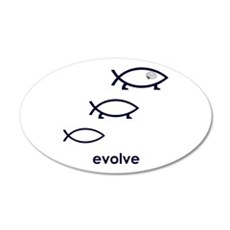 Evolve Wall Decal