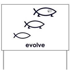 Evolve Yard Sign