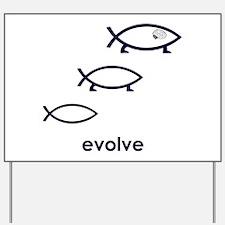 Evolve Yard Sign