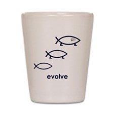 Evolve Shot Glass