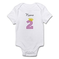 Personalized Princess 2 Body Suit