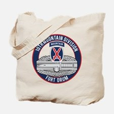 10th Mountain CAB Tote Bag