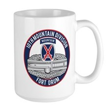 10th Mountain CAB Mug