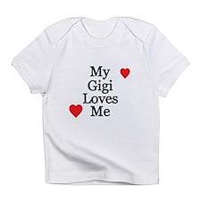 My Gigi loves me Infant T-Shirt