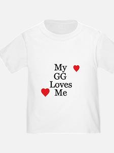 My GG loves me T-Shirt