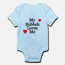My Bubbeh love me Body Suit