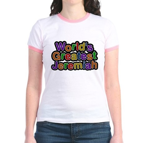 Worlds Greatest Jeremiah T-Shirt