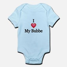 I love my Bubbe-2 Body Suit