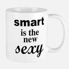 Smart Is The New Sexy Funny Geek Mug