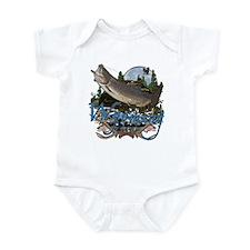 Wyoming is Paradise 2 Infant Bodysuit