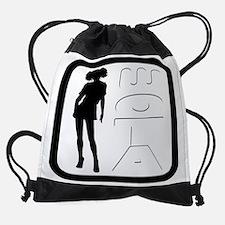 Cute Koubou Drawstring Bag