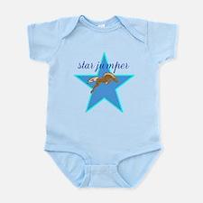 Star Jumper Infant Bodysuit