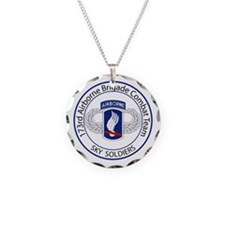 173rd Airborne Sky Soldiers Necklace