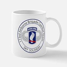 173rd Airborne Sky Soldiers Mug