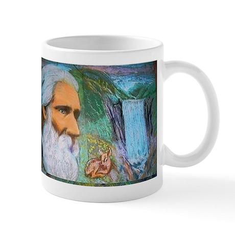John Muir, Guardian of the Wilderness Mug