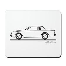 1987 Buick Grand National Mousepad
