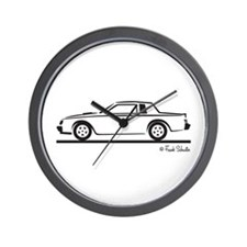 1987 Buick Grand National Wall Clock