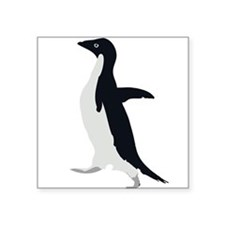 Socially Awkward Penguin Sticker