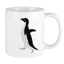 Socially Awkward Penguin Mug