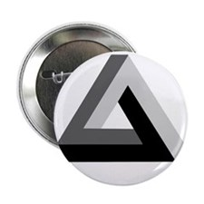 "Impossible Triangle 2.25"" Button"