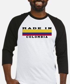 Colombia Made In Baseball Jersey