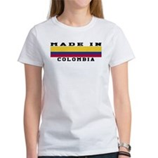 Colombia Made In Tee