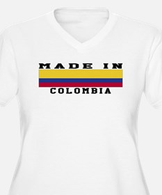 Colombia Made In T-Shirt
