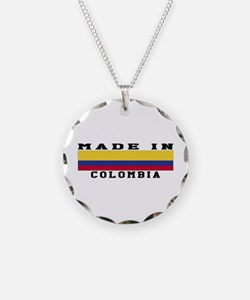 Colombia Made In Necklace