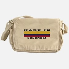 Colombia Made In Messenger Bag