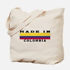 Colombia Made In Tote Bag