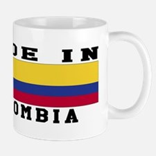Colombia Made In Mug