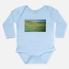 Wine Country Long Sleeve Infant Bodysuit