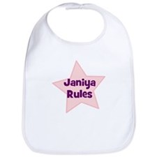 Janiya Rules Bib