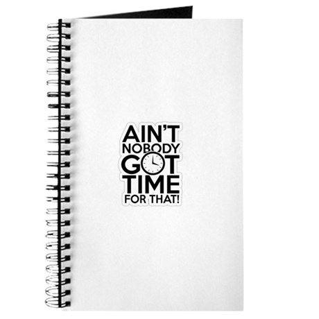 Time For That! Journal