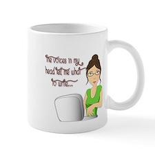 Writer Voices Mug