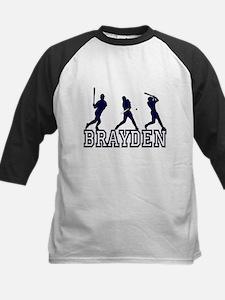 Baseball Brayden Personalized Tee