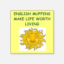 english muffins Sticker