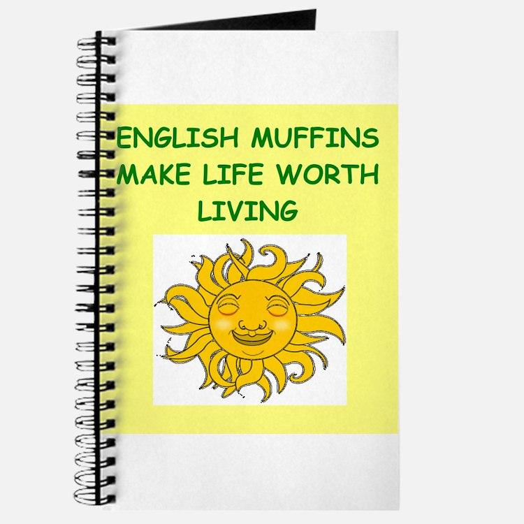 english muffins Journal