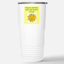 english muffins Travel Mug
