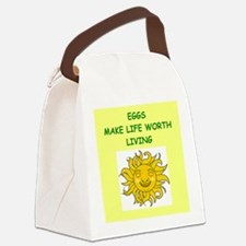 EGGS Canvas Lunch Bag