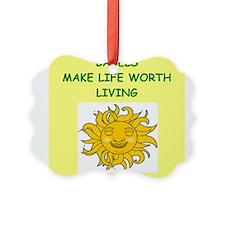 bagels Ornament