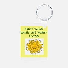 fruit salad Keychains