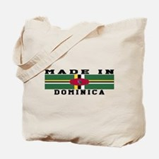 Dominica Made In Tote Bag
