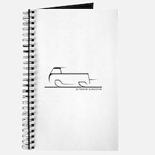 Speedy Single Cab Journal