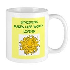 skydiving Mug