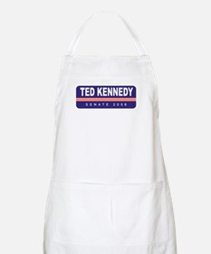 Support Ted Kennedy BBQ Apron
