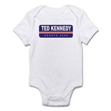 Support Ted Kennedy Infant Bodysuit