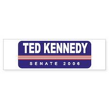 Support Ted Kennedy Bumper Bumper Sticker
