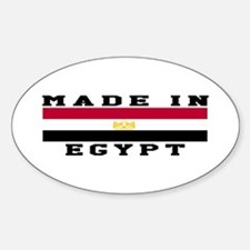 Egypt Made In Decal