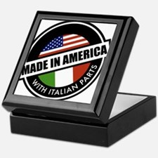 Made in America Keepsake Box